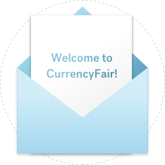 Illustration of welcome to cf letter