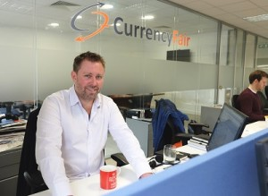 CurrencyFair CEO Brett Meyers