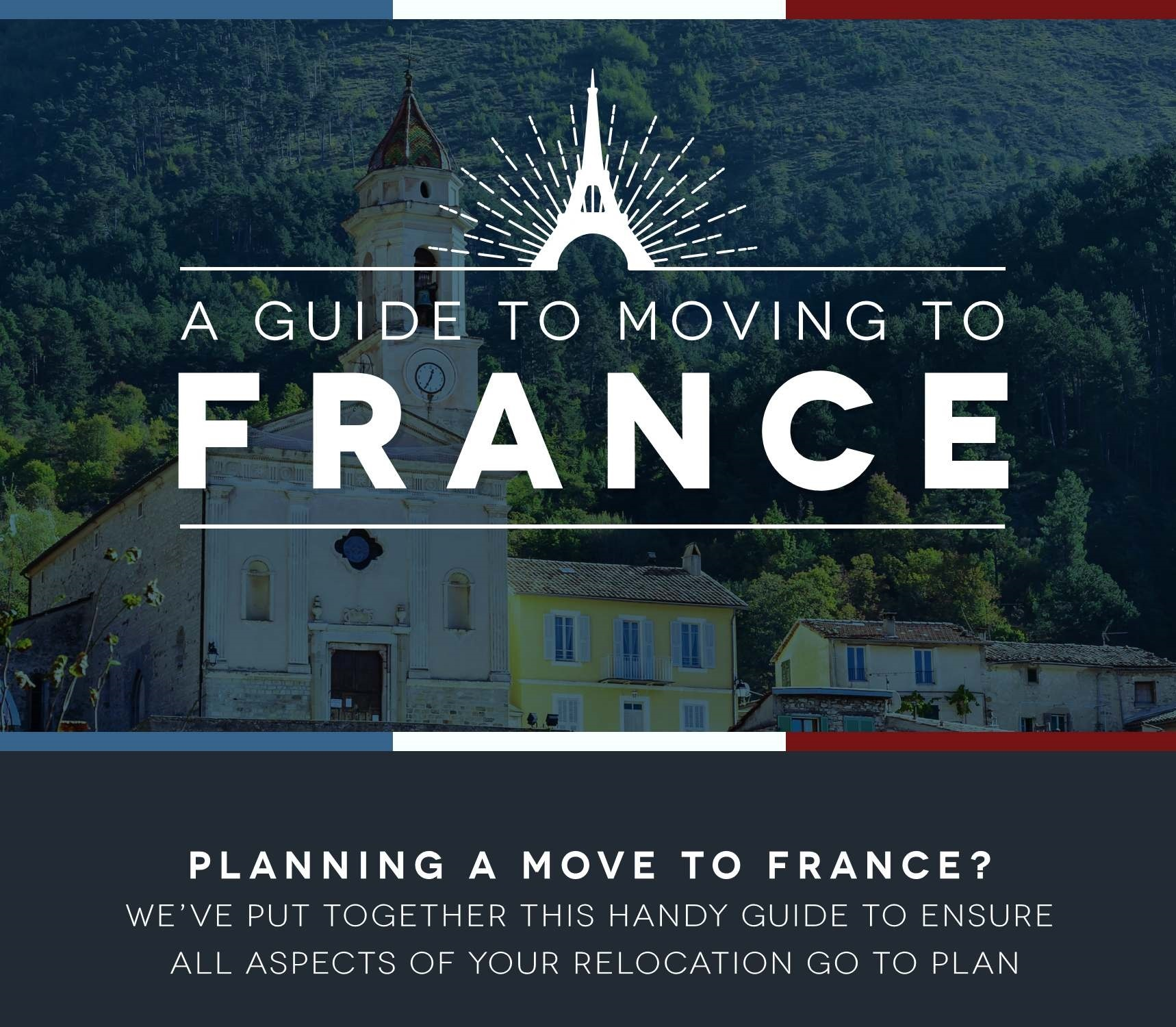 Infographic:Guide To France Page_1 Header