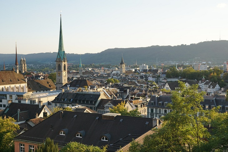 Zurich for expats