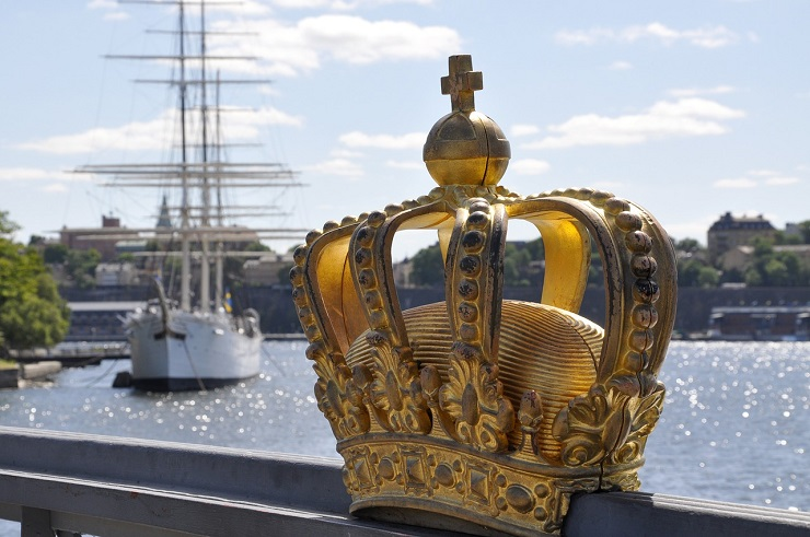 crown-sweden