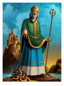 st-patrick-and-snakes1