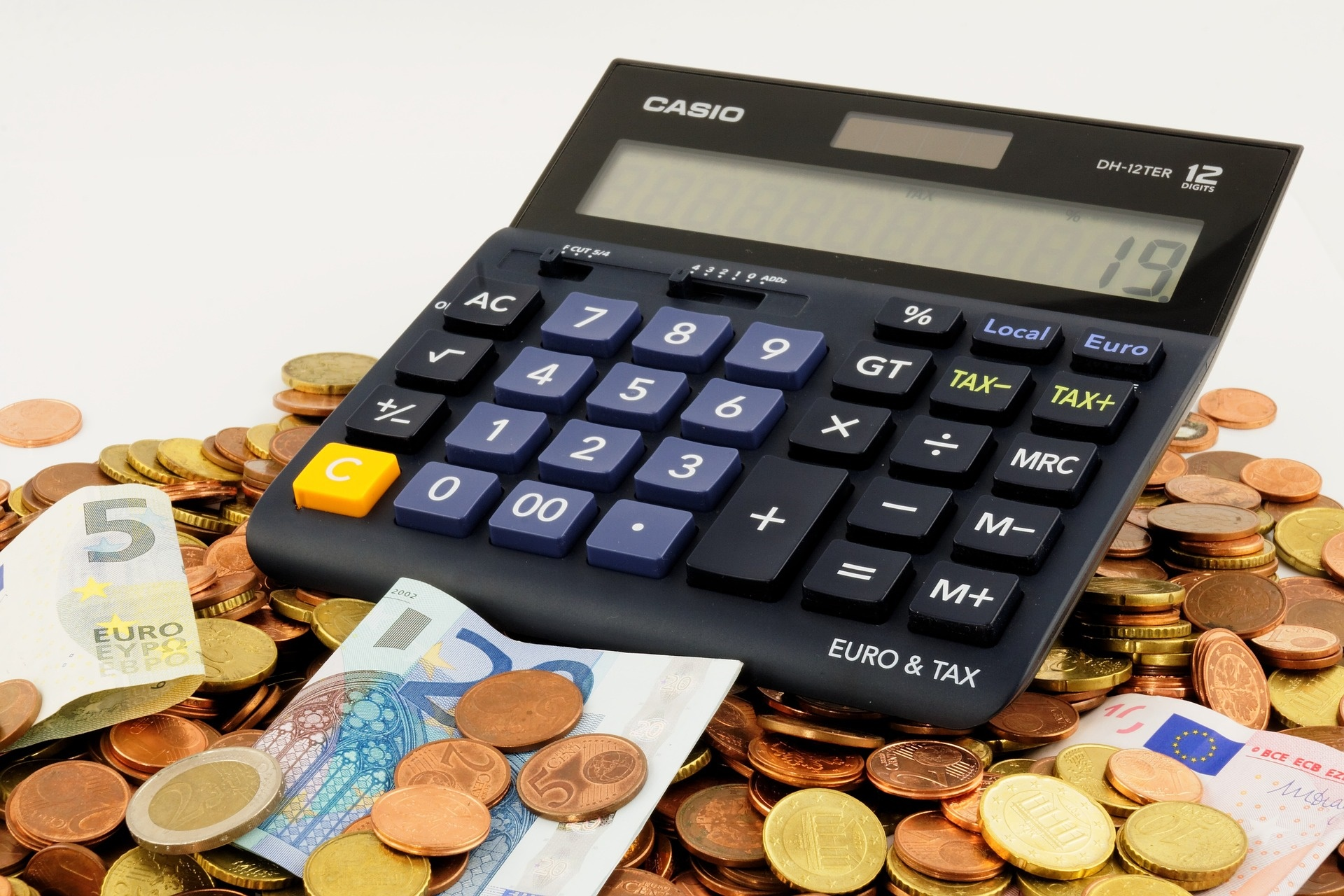 calculator-and-currency