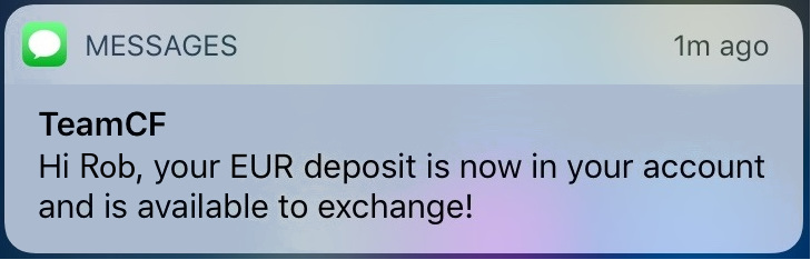 deposit-sms-notification