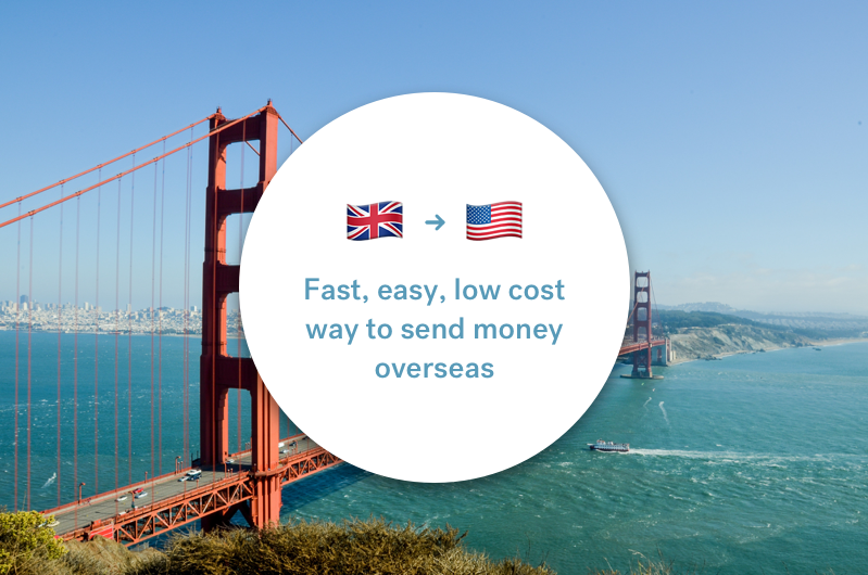 Send money between the UK and the US | CurrencyFair