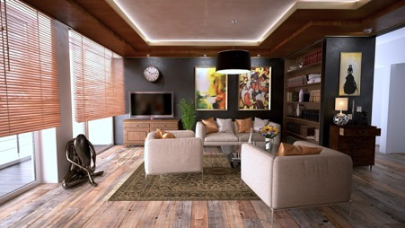modern apartment to rent