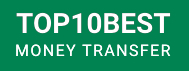 Top 10 Best Money Transfer Logo