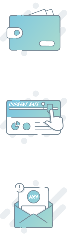 Select Rate Slider